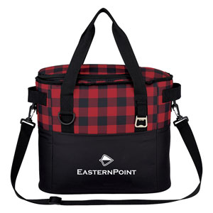 BUFFALO CHECK COOLER BAG
