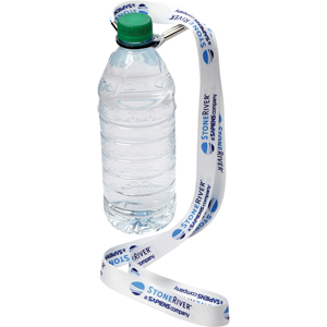 FULL COLOR BOTTLE HOLDER LANYARD
