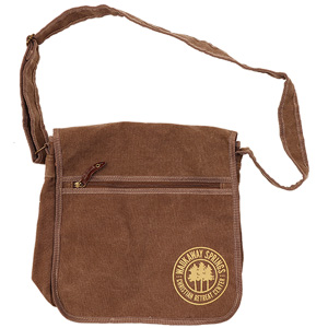 CABANA CANVAS MESSENGER BAG