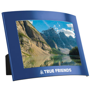 COLOR BURST METAL PHOTO FRAME