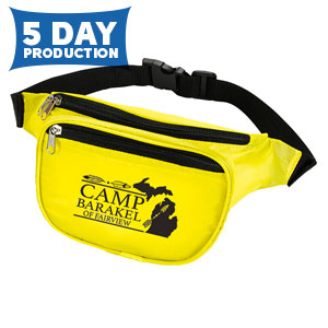 CLASSIC 3-POCKET FANNY PACK