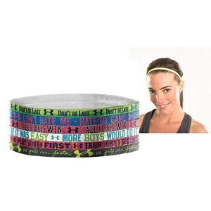 FULL COLOR ELASTIC HEADBAND