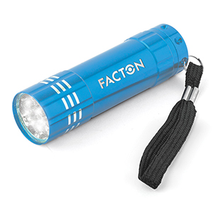 ENGRAVED FLASHLIGHT, LED STRAIGHT TRIM