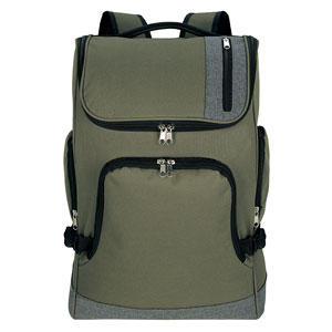 FLAT TOP LAPTOP BACKPACK