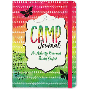 NEW STYLE!  GUIDED CAMP JOURNAL