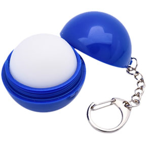 LIP BALL KEYCHAIN