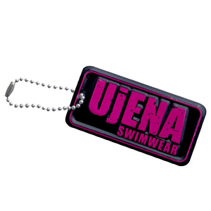 LICENSE PLATE KEY TAG