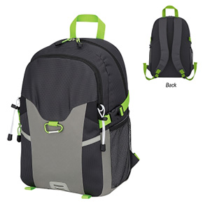 BELLS & WHISTLES BACKPACK