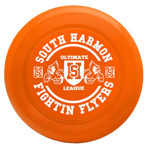 ULTIMATE FRISBEE FLYER, 175G
