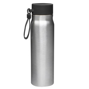 STRAPPED VACUUM BOTTLE, 17 OZ