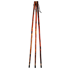 WOODEN HIKING STICK